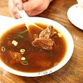 朱記饀餅粥店 - 牛肉湯