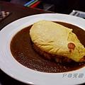 秀殿 - 牛肉醬汁蛋包飯