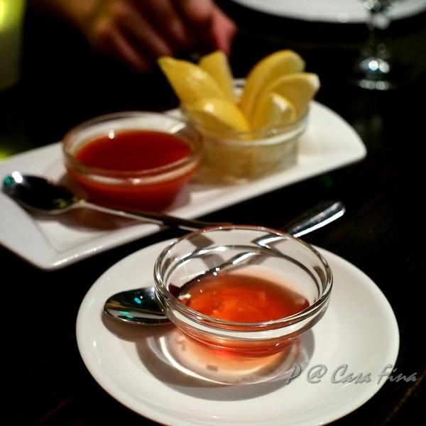 Casa Fina - 蕃茄醬、檸檬、醋