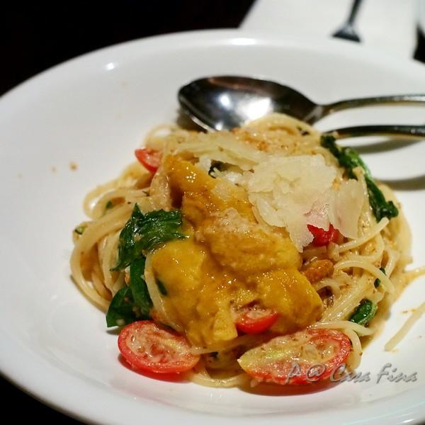 Casa Fina - 海膽奶醬義大利麵
