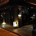 燈々庵 - 店門