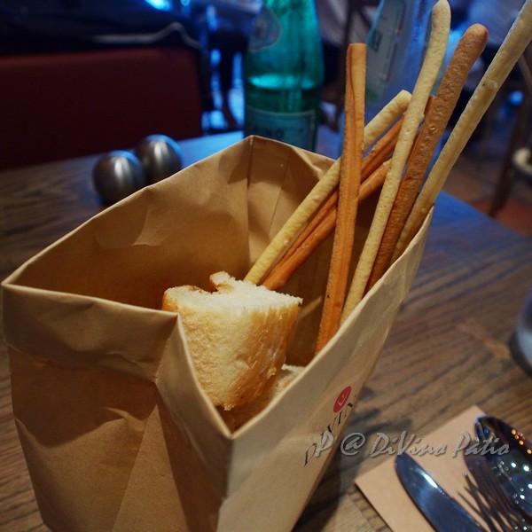 DiVino Patio - 麵包袋