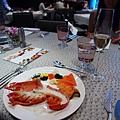 Whisk - 龍蝦、燻鮭、魚子醬 & 香檳