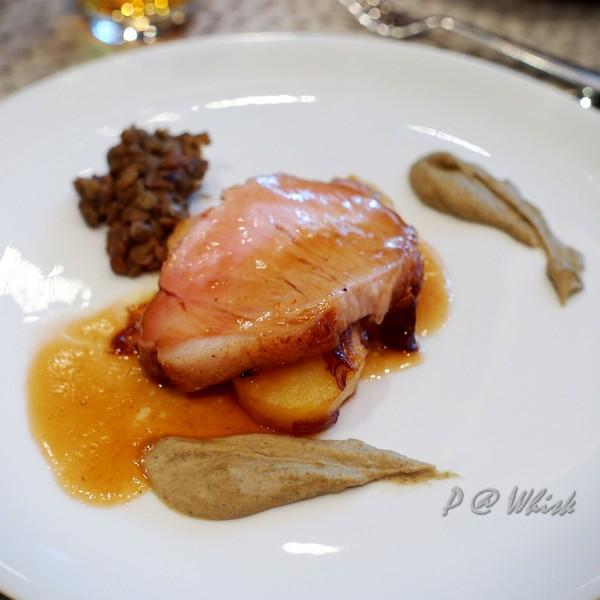 Whisk - 香煎加拿大豬排