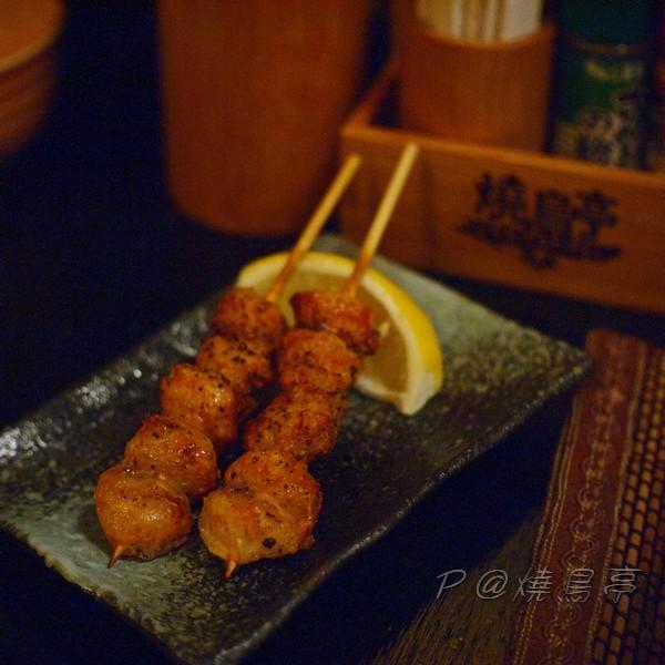 燒鳥亭 - 雞尾