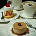 Pomme - 榛果起司蛋糕