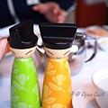 Opus Grill - 可愛的調味瓶