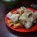 成記粥麵 -- 炸兩 (油條腸粉)