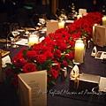 澳門十六浦索菲特大酒店 -- 餐桌