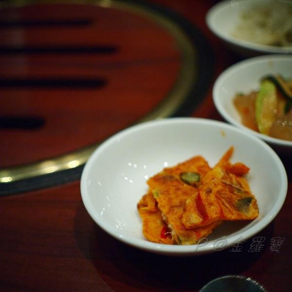金羅寶 -- 泡菜煎餅