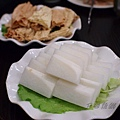 魚鍋 - 蘿蔔
