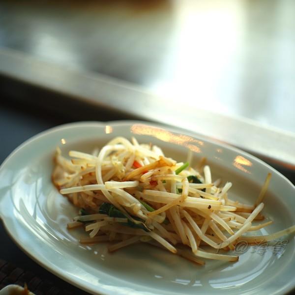 海賀 -- 炒野菜