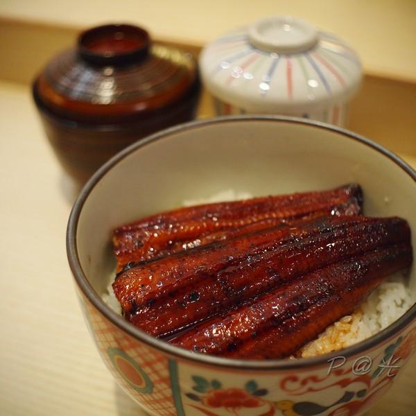 鮨処 光 - 鰻魚丼