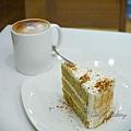 Ginger Bakery -- 香蕉戚風蛋糕