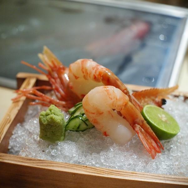鮨処光 - 牡丹蝦