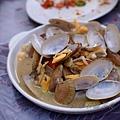 石獅美食 - 油鹽水花蛤