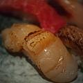 鮨処 光 - 炙帆立貝壽司