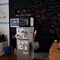 Ki 厝 - 二樓的冰箱 & 烤箱