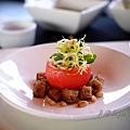 Sugar - 蕃茄蒜味麵包 (Bruschetta of Tomato) by 素顏天使