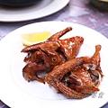 石獅美食 - 紅燒乳鴿