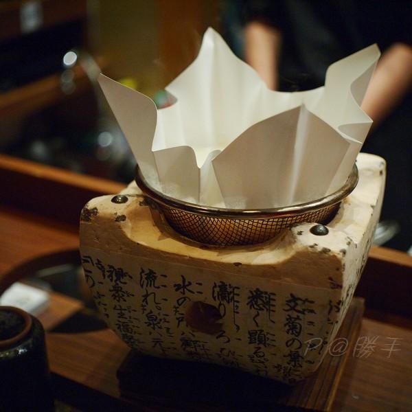 勝手 -- 紙鍋 (豆乳湯)