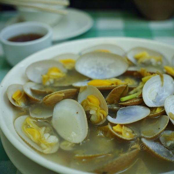 煥記 -- 油鹽水花蛤