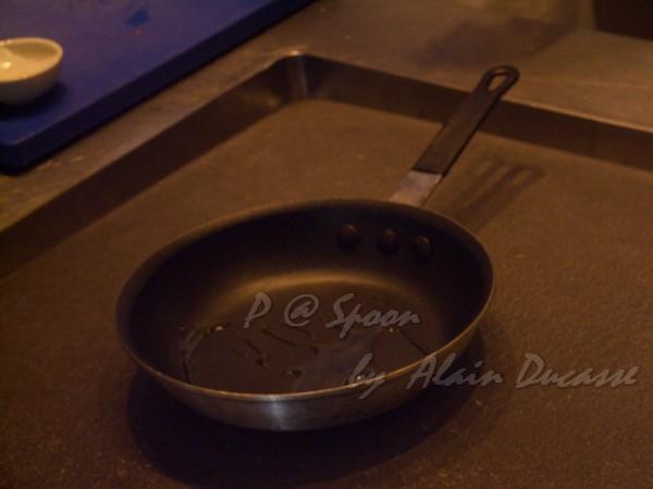 五月 -- 橄欖油下鍋