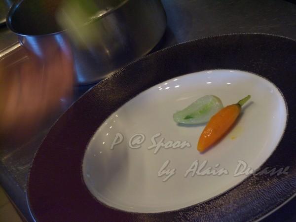 五月 -- 把蔬菜盛盤 (2)