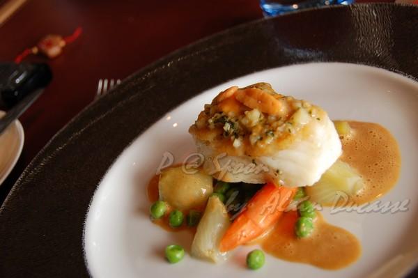 五月 -- 海膽烤海鱸 (3)