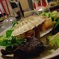 芝麻醬海鮮沙拉 (1)