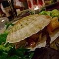 芝麻醬海鮮沙拉 (2)