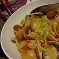 辣酒煮花蛤