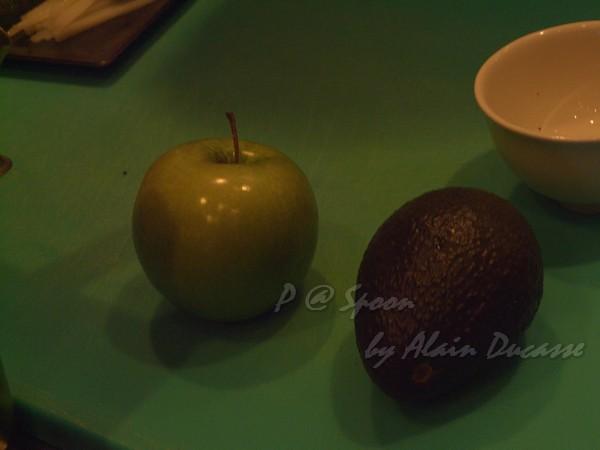 六月 -- 青蘋果 & 酪梨