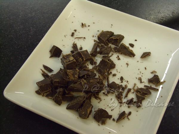 六月 -- 甜點師我們試吃純度 100% 的巧克力 (4)