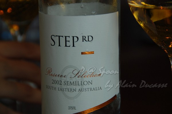 六月 -- 2002 Step Rd - Semillon - Reserve Selection (2)
