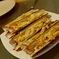 黑椒蒜香烤蟶子 (1)