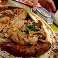 蛇王芬 -- 潤腸羊肉煲仔飯 (2)