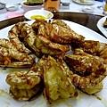 順德聯誼總會 -- 豉油皇大蝦 (1)
