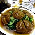 順德聯誼總會 -- 蝦籽扒柚皮 (1)
