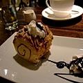 Cafe Initial -- 栗子卷