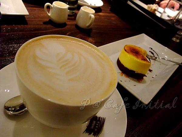 Cafe Initial -- 栗子咖啡