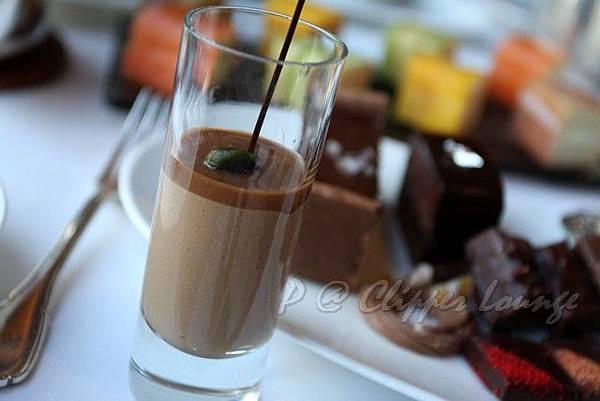 快船廊 -- 香草巧克力慕絲