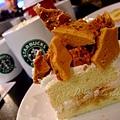 星巴克 -- 脆糖戚風蛋糕 (Crunch Cake)