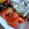 Angelini -- 燻鮭魚