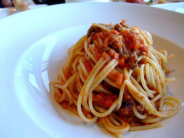 Angelini -- 鴨肉義大利麵 (2)