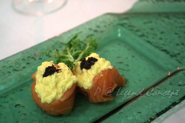 Lengend Concept -- 燻鮭炒蛋卷 (1)