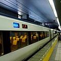 関西空港駅 -- 關空特快