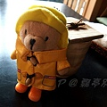 瓢亭別館 -- 柏寧頓小熊與梅子昆布茶 (1)