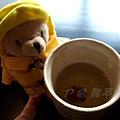 瓢亭別館 -- 柏寧頓小熊與梅子昆布茶 (2)