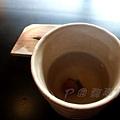 瓢亭別館 -- 梅子昆布茶